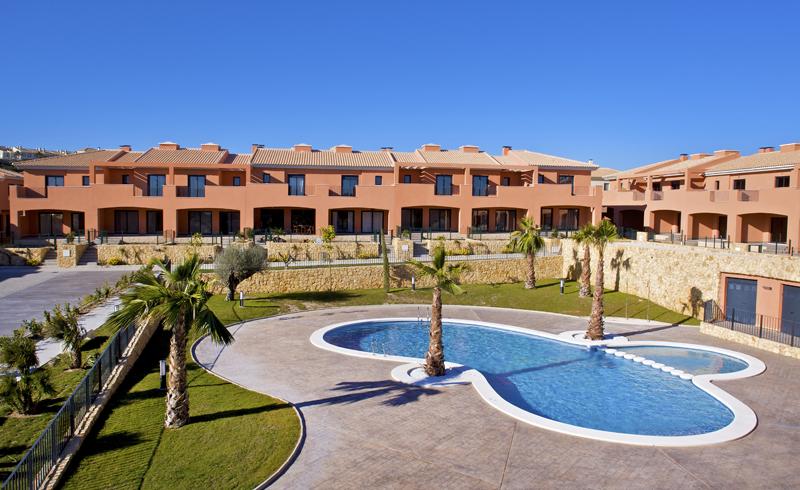 Недвижимость в испании район аликанте